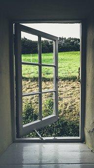 Window, Landscape, Construction, Architecture, Light