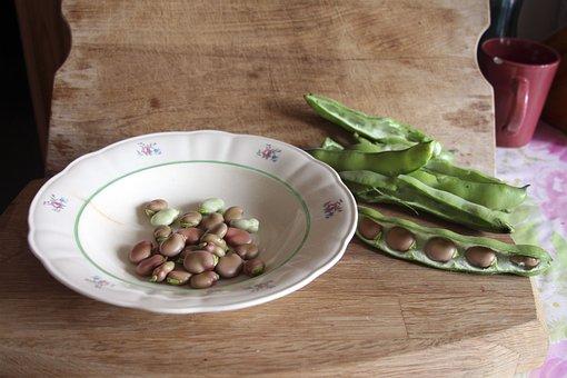 Beans, Legumes, Pea, Bean, Peas, Vegetarian, Natural