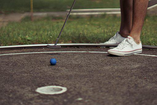 Miniature Golf, Sport, Leisure, Play, Mini, Golf