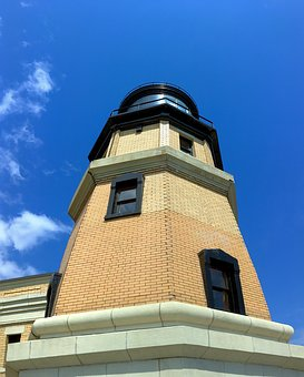 Split Rock Light, Minnesota, Landmark, Historic