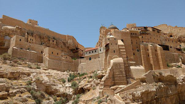 Desert Monastery, Monastery, Mar Saba