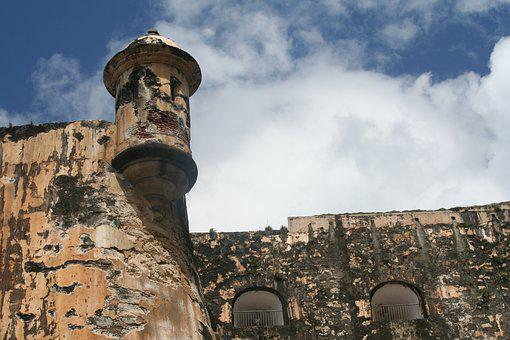 El Morro, Old San Juan, Puerto Rico, Caribbean