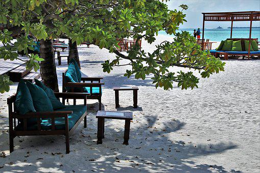 Maldives, Sand, Resort, Relaxation, Holiday, Ocean