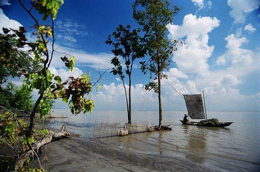 Bangladesh, Boat, River
