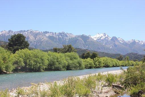 River, Peace, Brook, Silence