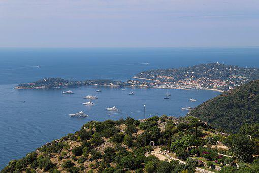 The French Riviera, France, The South Of France, Monaco