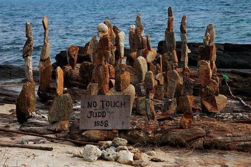 Sea, Bay, Figures, Travel, Vacation, Island, Tourism