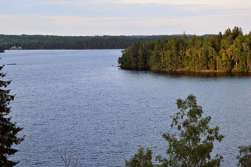 Högakull, National Park, Reserve, Värnamo, Sweden
