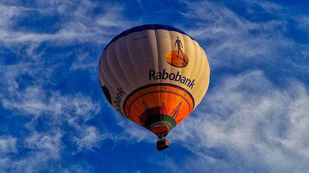 Hot Air Balloon, Balloon, Air, Vessel, Netherlands