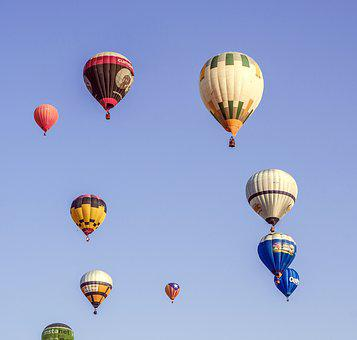 Balloons, Hot Air, Adventure, Emotions, Leisure, Fun