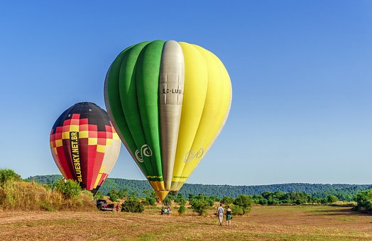 Balloons, Hot Air, Fly, Adventure, Emotions, Weightless