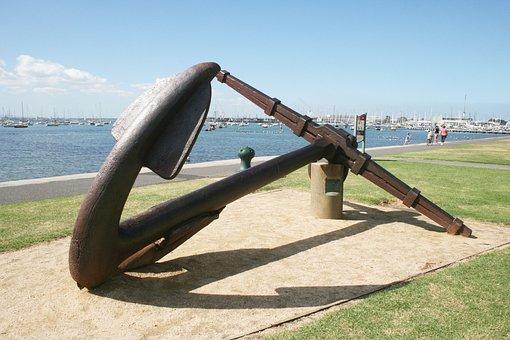 Anchor, Historical Anchor, Historic, Antique, Ships
