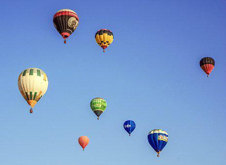 Balloons, Hot Air, Adventure, Emotions, Intrepid