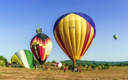 Balloons, Hot Air, Adventure, Emotions, Intrepid, Fly
