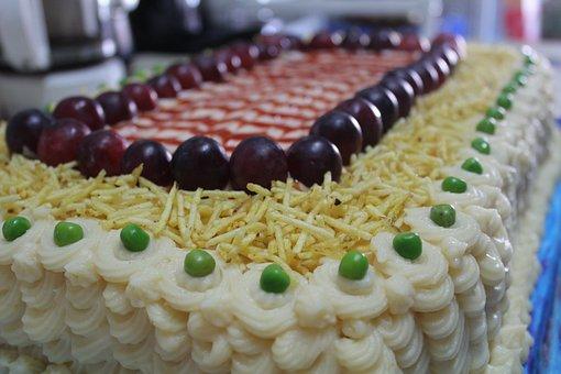 Cake, Bread, Food, Dessert, Fruit, Kitchen, Sweet