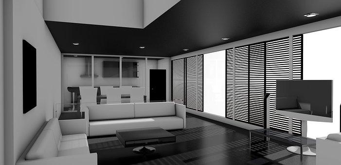 Living Room, Apartment, Room, Interior, Furniture