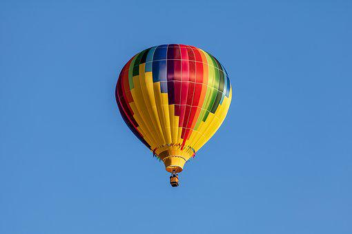 Hot Air Balloon, Balloon, Aircraft, Fly, Sky, Hot Air