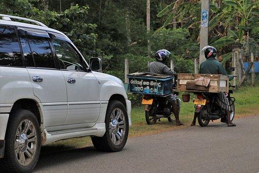 Toyota Land Cruiser, 4 X 4, Suv, Car, Tropical