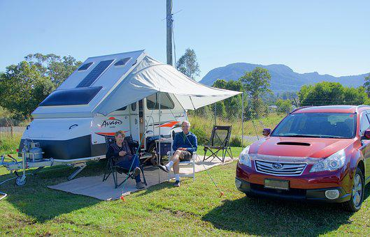 Camping, Caravan, Relax, Holiday, Trailer, Traveler