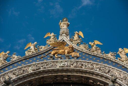 Travel, Landmark, Venice, Tourism, Italy, Cityscape