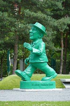 Little Green Man, Berlin, Ddr, History, East Germany