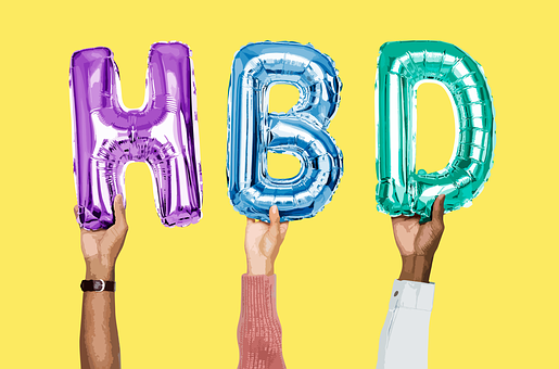 Alphabet, Anniversary, Balloon, Birthday, Celebrate