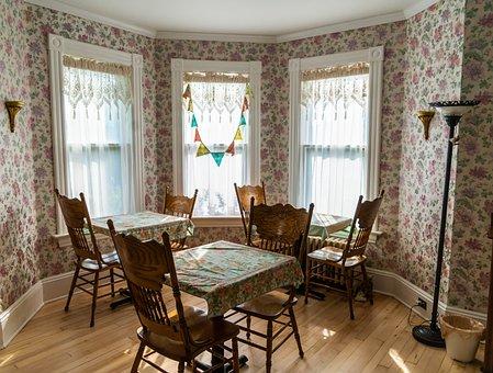 Breakfast Room, Country, Interior Design, Dining Room