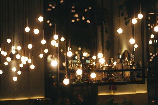 Lights, Light, Glow, Design, Sparkle, Lighting, Hell