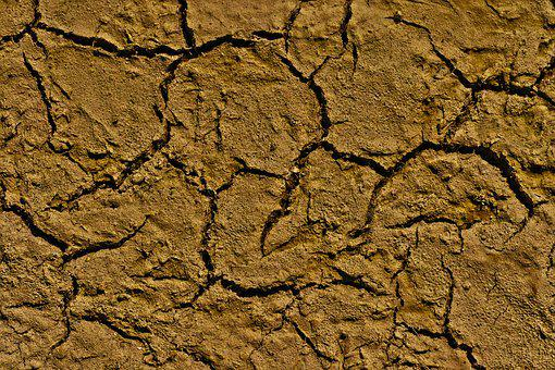 Dry, Ground, Cracks, Drought, Cracked, Earth, Dry Soil
