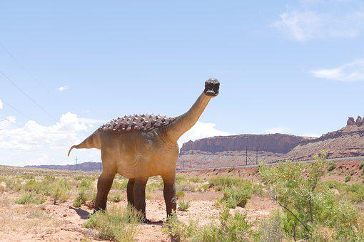 Dinosaur, Raptor, Fossil, Cretaceous, Jurassic, Park
