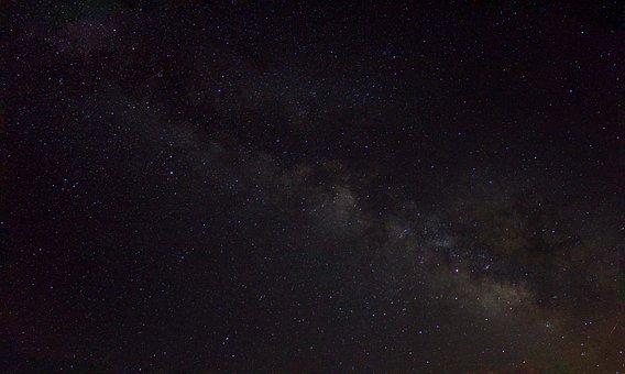 Milk, Milky Way, Way, Night, Astronomy, Sky, Dark