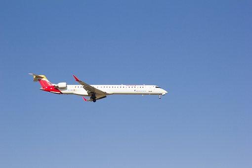 Aircraft, Landing, Track, Aviation, Plane, Airport