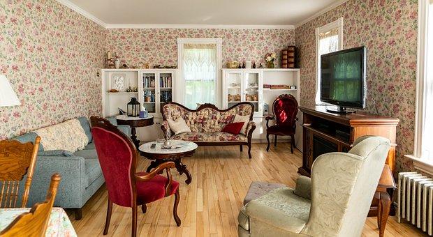 Victorian Decoration, Interior Design, Elegant, Luxury