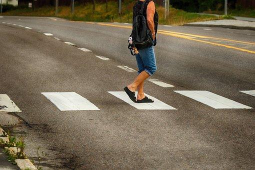 Person, Walking, Woman, Walk, Street