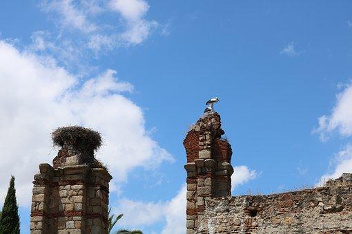 Merida, Extremadura, Spain, Architecture, Aqueduct