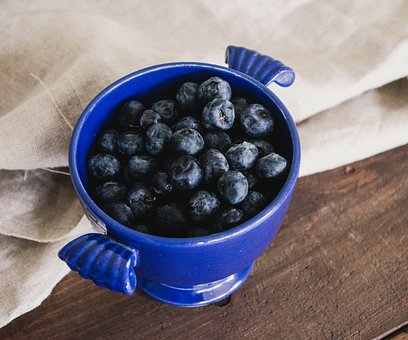 Blueberries, Food, Delicious, Fruit, Healthy, Berries