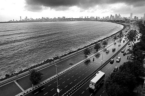 Mumbai, India, Bombay, Tourism, Transport, City