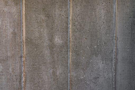 Concrete, Texture, Abstract, Wall, Material, Rau