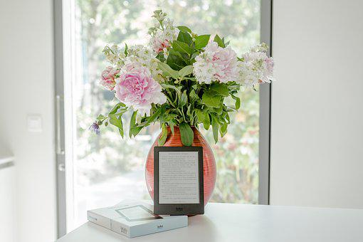 Kobo, Reading Light, Ebook, Book, Digital, Reading