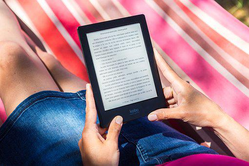 Reading Light, Tablet, Kobo, Reading, Digital, E-reader