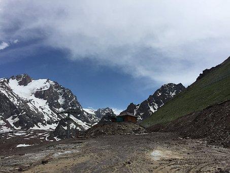 Mountains, Nature, Landscape, Mountain, Outdoors