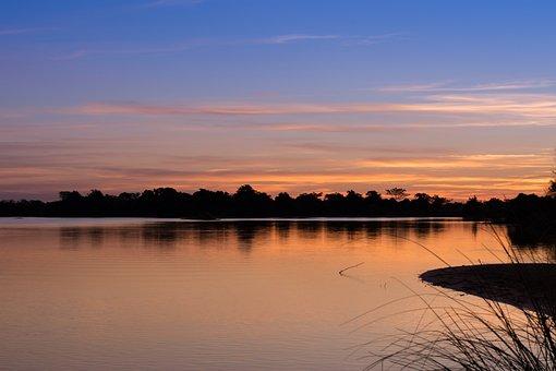 Horizon, Landscape, Sky, Nature, Panorama, Sunrise