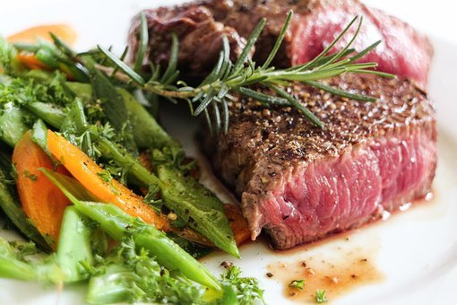 Steak, Eat, Meat, Barbecue, Grill, Fry, Lunch, Cook