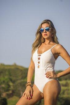 Women, Sunglasses, Posing, Model, Person, Beauty