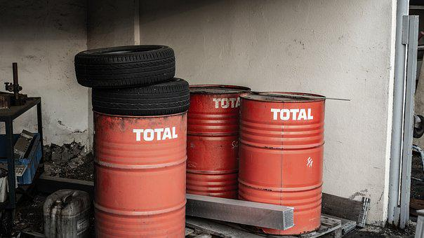 Oil, Barrels, Barrel, Petrol, Oil Barrel, Mature