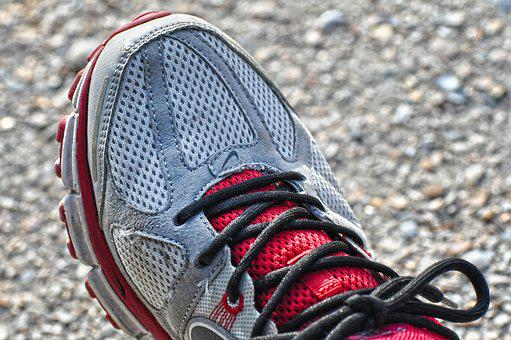 Sports Shoe, Sport, Fitness, Training, Running
