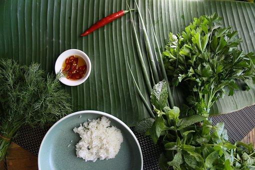 Thai Ingredient, Jasmine Rice, Thai Herbs, Thai Style