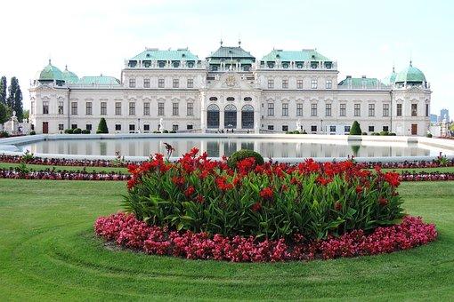 Vienna, Castle, Belvedere