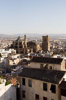 Granada, Andalusia, Spain, Cathedral, Architecture