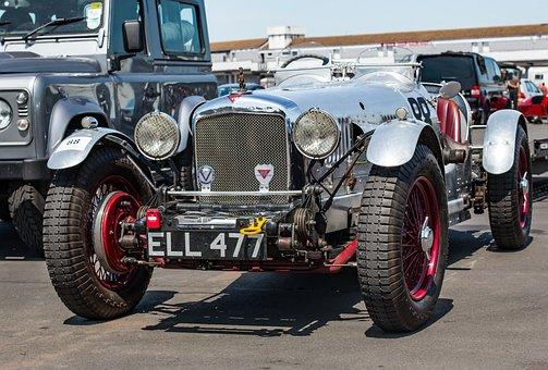 Racing Car, Car, Auto, Speed, Fast, Vehicle, Automotive